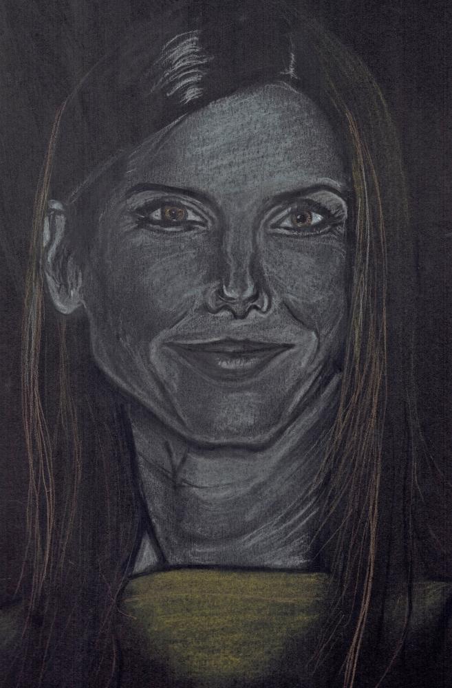 Sandra Bullock by ritu